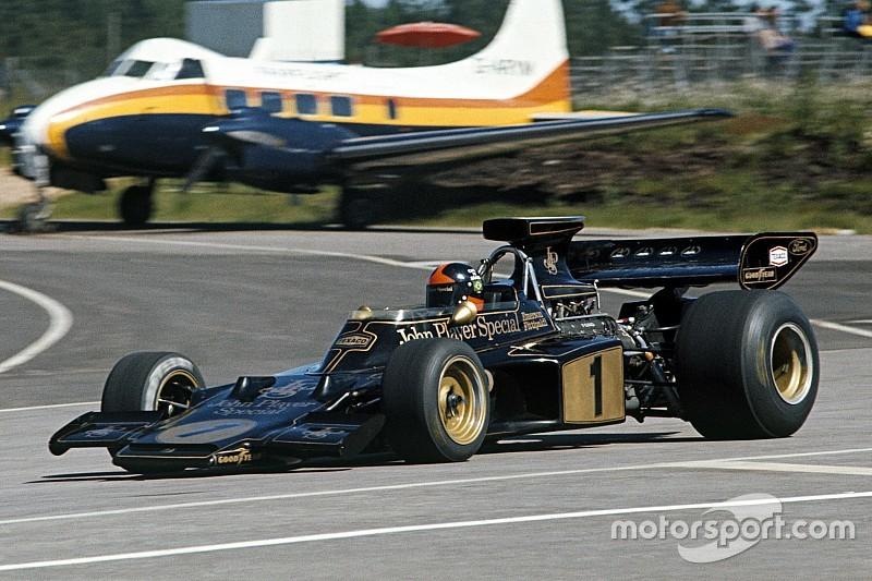 Diaporama - Quand les F1 se parent d'or et de noir