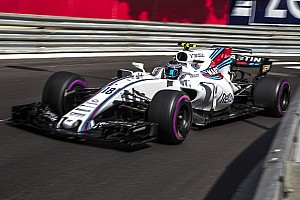 Stroll struggling with same corners as