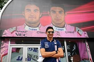 F1 Noticias de última hora OFICIAL: Esteban Ocon seguirá en Force India en 2018