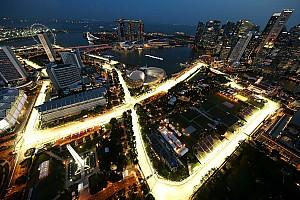 F1 Noticias de última hora Lo que necesitas saber sobre el GP de Singapur