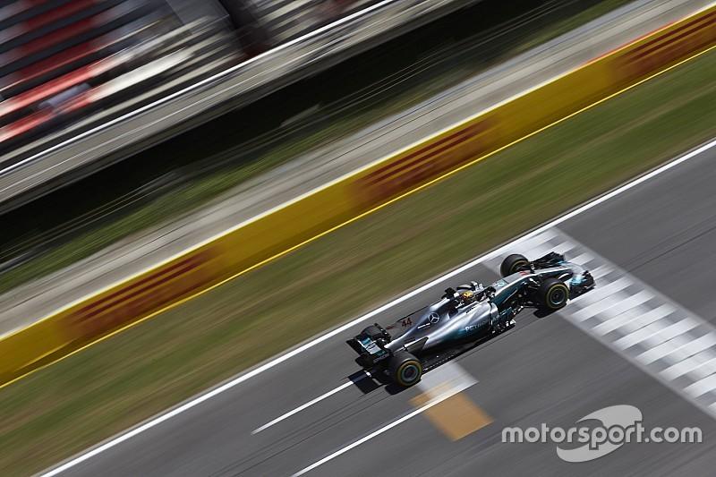 """Hamilton: """"Será una carrera dura; solo hay milésimas con Ferrari"""""""