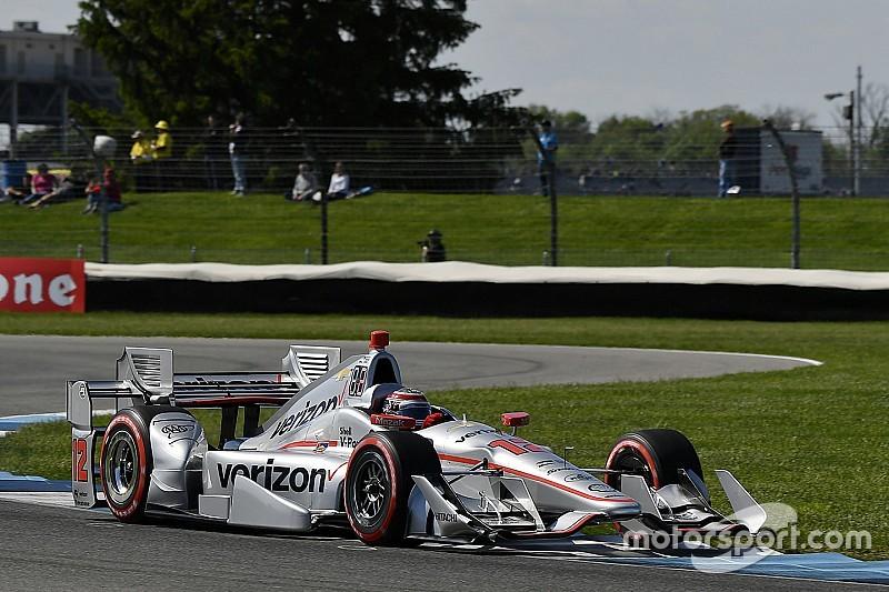 IndyCar у Індіанаполісі: Пауер здобув поул з новим рекордом траси