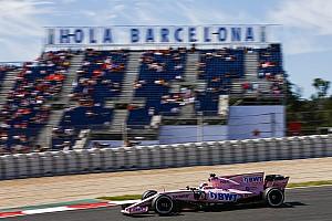 F1 Noticias de última hora Sergio Pérez aspira al séptimo sitio el domingo