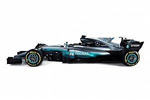 F1 Noticias de última hora Mercedes revela los números más grandes que lucirán los autos de F1