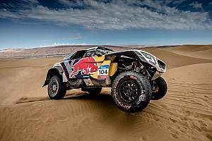 Rallye-Raid Rapport d'étape Étape 9 - Loeb accidenté!