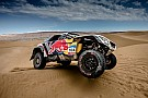 Cross-Country Rally Loeb forced out of Silk Way Rally due to wrist injury