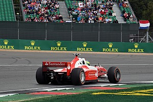 Stop/Go Livefeed Megérkezett a kétüléses F1-autó a Hungaroringre