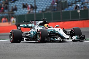Formula 1 Practice report British GP: Hamilton edges out Vettel to top FP3