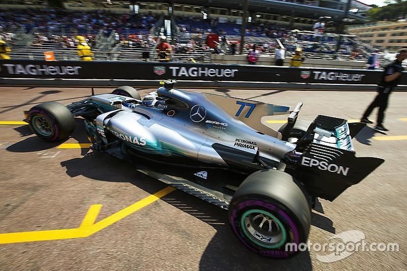 Боттас назвал главный недостаток машины Mercedes