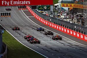 Формула 1 Статистика Штрафи сезону Формули 1 2017 року