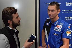 WSBK Intervista Van Der Mark: