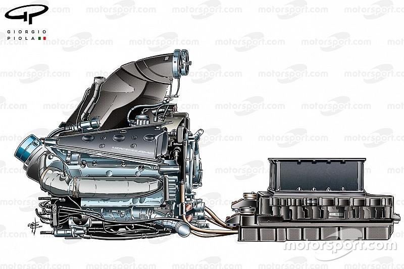 Análisis técnico: las opciones para los motores de F1 después de 2020
