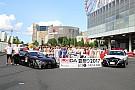 【スーパーGT】LGDA夏祭りがお台場で開催。超豪華メンバーが登場