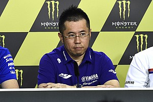 Yamaha'nın MotoGP projesinin lideri Tsuya görevinden alındı