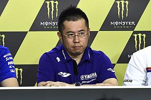 Yamaha neemt afscheid van MotoGP-projectleider Tsuya