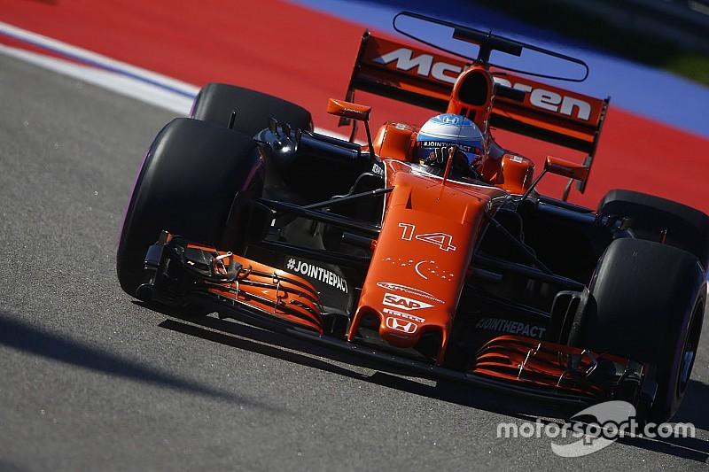 """Alonso: McLarens F1-Auto 2017 mit anderem Motor """"ein Top-5-Auto"""""""