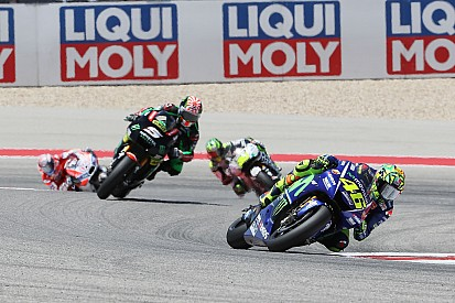 MotoGP Chronique Mamola - Rossi dans l'obligation de gagner