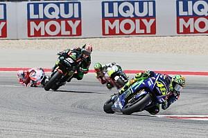 MotoGP Chronique Chronique Mamola - Rossi dans l'obligation de gagner