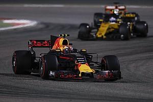 Формула 1 Новость Ферстаппен опроверг слова Переса о возможностях двигателя Renault