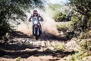 Dakar Noticias Tras sustituir a Gonçalves, Honda confirma a Cornejo como piloto oficial
