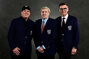 NASCAR Cup Artículo especial Una noche emotiva para  los nuevos inmortales de NASCAR