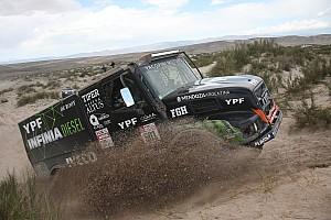Dakar 2018: Villagra leider bij de trucks na tijdverlies Nikolaev