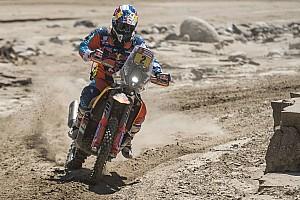 Dakar Últimas notícias Dakar elimina parte do 13º estágio para motos e quadriciclos