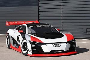 Fórmula E Noticias El Audi Gran Turismo, un concept para PlayStation que estará en la Fórmula E