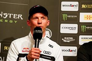 World Rallycross Breaking news Ekstrom didiskualifikasi dari WRX Barcelona