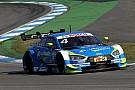 DTM Frijns maakt indruk op Audi tijdens officieel DTM-debuut