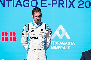 Formel E Interview Buemi: