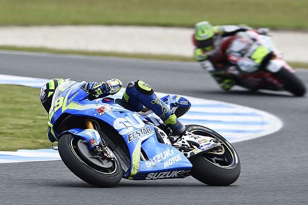 MotoGP Breaking news Iannone: Phillip Island shows doubters