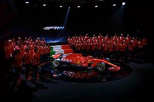 Formel 1 2018: Ferrari zeigt Neuwagen - ist es Vettels Mercedes-Killer?