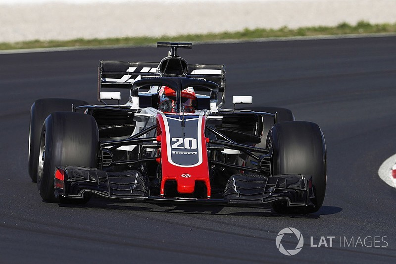 Magnussen: Halo vai impedir que fãs identifiquem pilotos