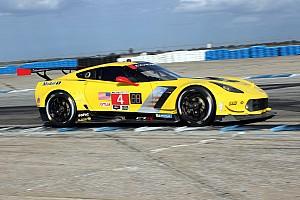 IMSA Breaking news Corvette drivers positive for Sebring despite Daytona deficit
