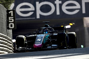 FIA Fórmula 2 Crónica de Clasificación Albon se llevó la pole por diez milésimas en la F2