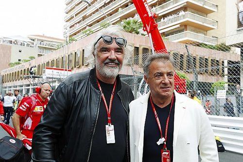 """Briatore: """"Renault bir ekip olarak artık çok motive"""""""