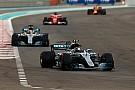 """Bottas celebra vitória sobre Hamilton: """"fui mais rápido"""