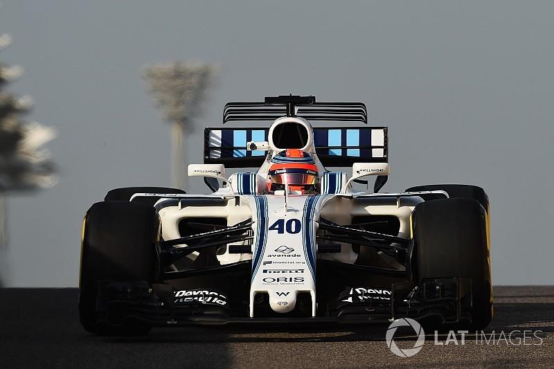 Kubica completa 100 voltas em teste com a Williams