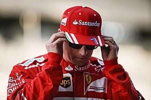 F1 Noticias de última hora Räikkönen sobre su 2017: