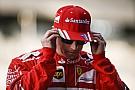 Räikkönen sobre su 2017: