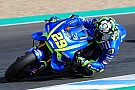 MotoGP Iannone aan kop tijdens eerste MotoGP-testdag in Jerez