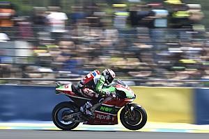 MotoGP Новость Алеш Эспаргаро потеряет три стартовые позиции в Барселоне