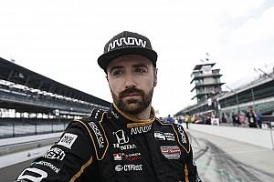 IndyCar Отчет о квалификации Хинчклифф не смог пройти квалификацию Indy 500