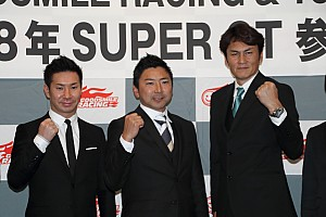 Endurance 速報ニュース GSRから鈴鹿10耐に参戦する小林可夢偉「たくさんの賞金を獲得する!」