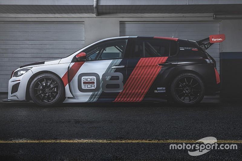 Peugeot Sport svela ufficialmente la nuovissima 308 TCR