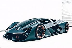 Automotive News Lamborghini Terzo Millennio enthüllt