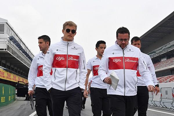 Formula 1 Son dakika Ericsson: Zander'in gidişi Sauber'i etkilemeyecek