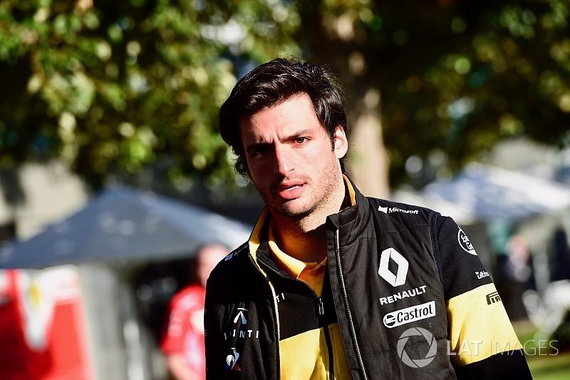 Sainz, prêté à Renault comme en football