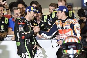 "MotoGP 速報ニュース 去就注目されるザルコ、ホンダ移籍に興味!?「ホンダは""夢""のチーム」"